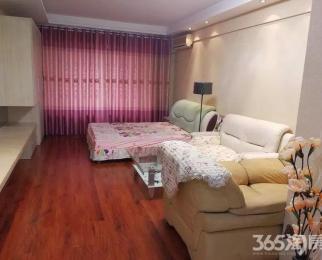 白金湾单身公寓57平米最大户型,拎包入住,1600元