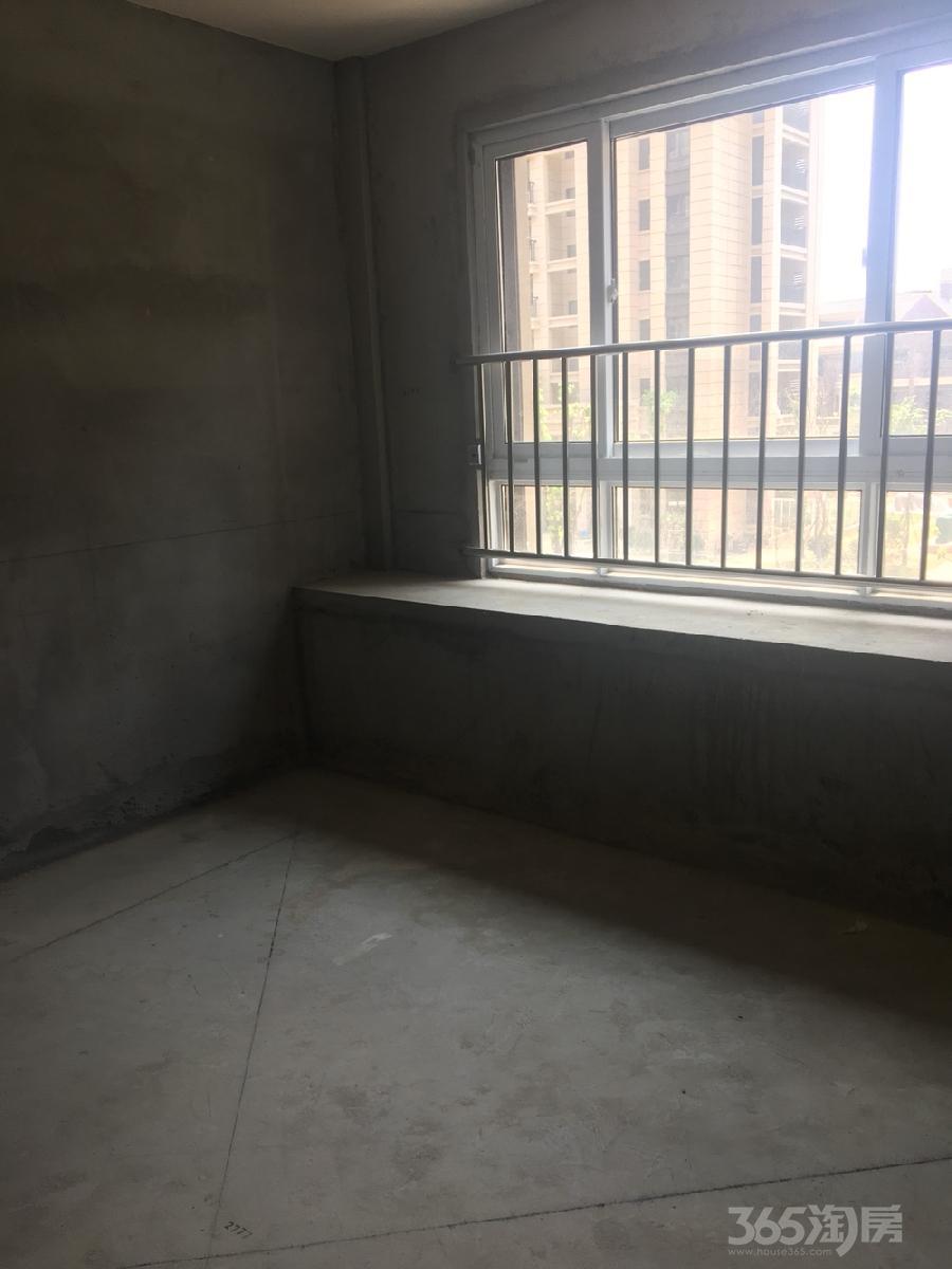 榕桥翡翠湾2室2厅1卫88平米毛坯产权房2018年建