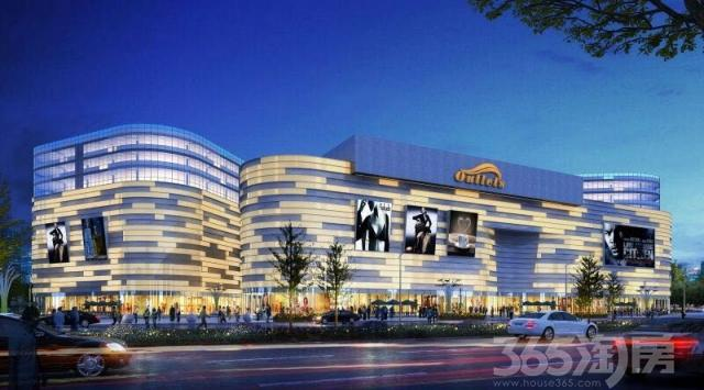 兰州新区奥特莱斯国际商业广场60.00平米