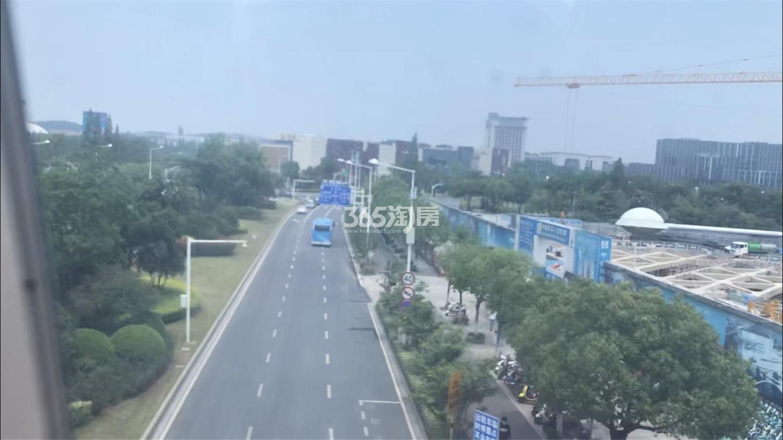 仙林东南青年汇实景图