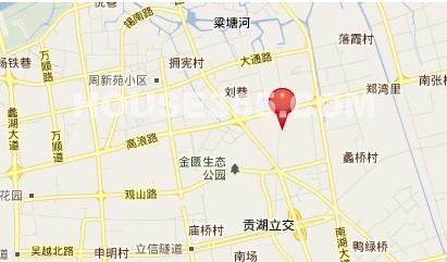 苏宁悦城交通图