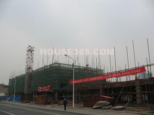 苏宁悦城附近达伶港商业街