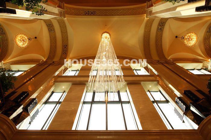 长泰国际社区售楼处穹顶