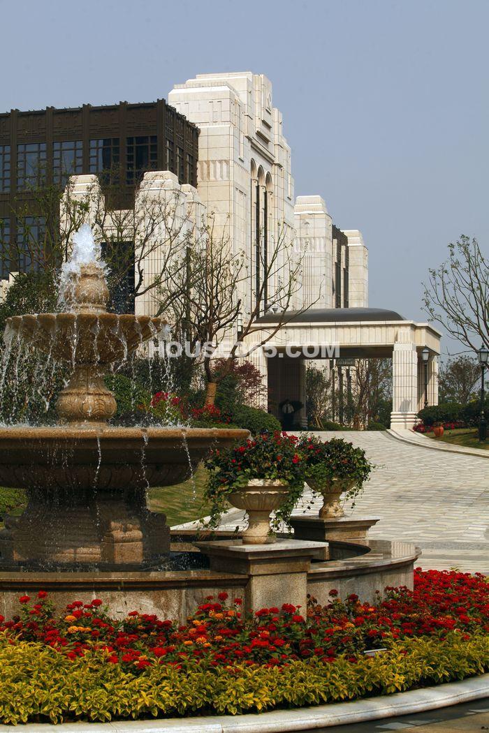 长泰国际社区售楼处实景图