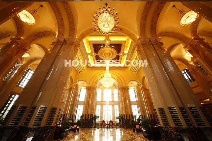 长泰国际社区售楼处大厅