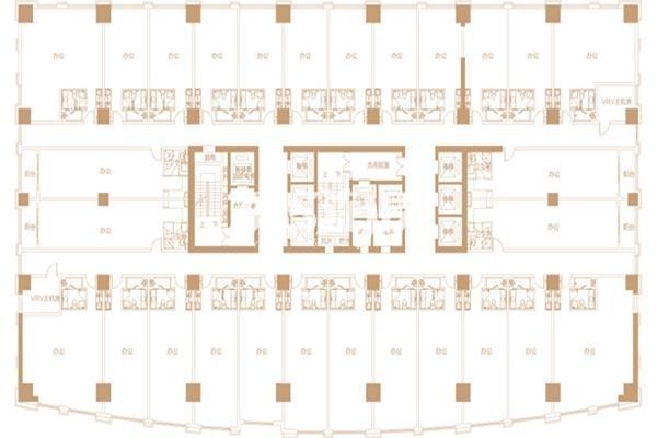 兰州红星国际广场户型图