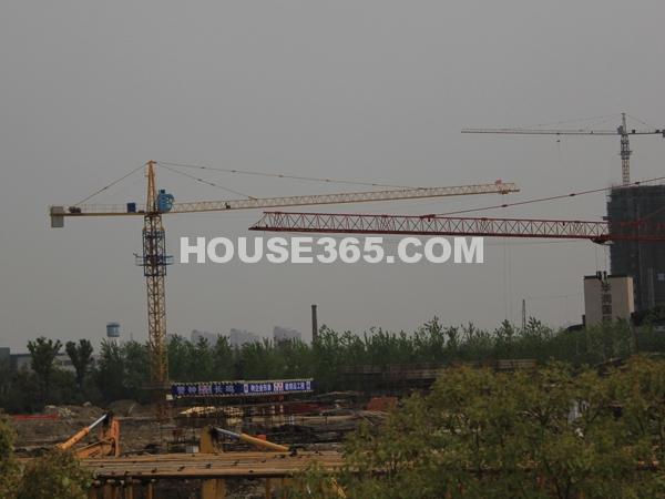 地块工程进度(2012-4-18)