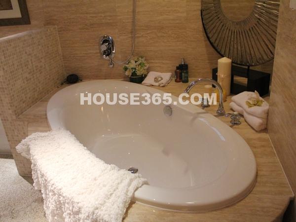 澜香样板房-卫浴
