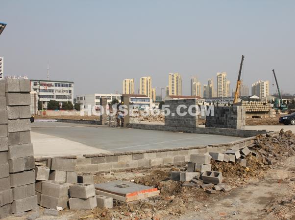 工程进度(2012.2.23)