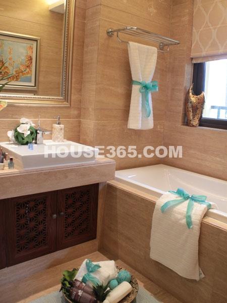 花千树样板房-卫浴