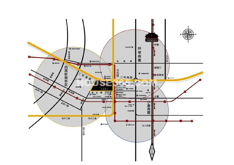 利兹瀚宫交通图