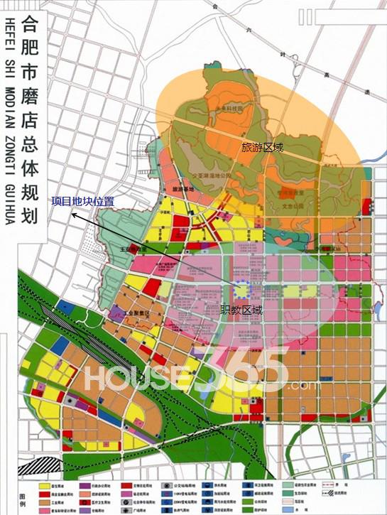 溧城镇地图