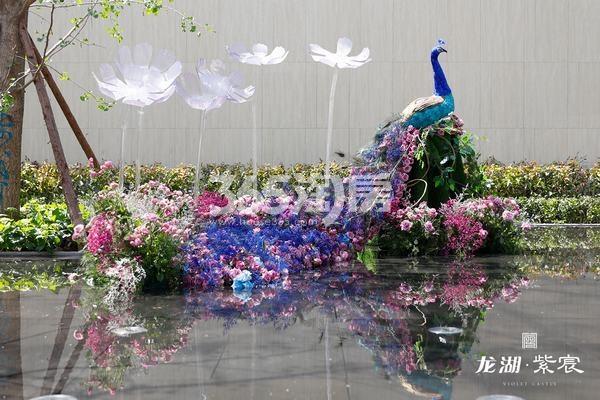 龙湖紫宸实景图