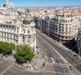 西班牙严控房市 马德里95%房子禁短期出租