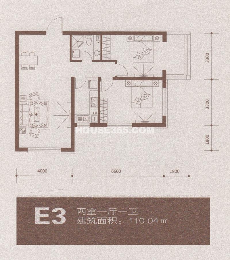 丽湾国际Ⅲ期长岛壹号项目户型图