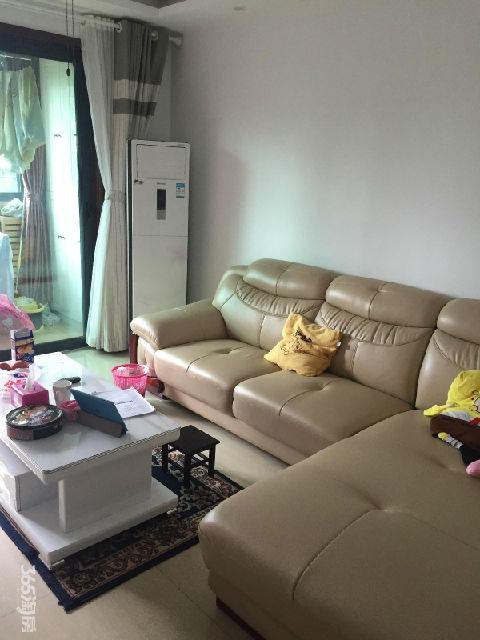 江佑铂庭2室2厅1卫80平米精装产权房2011年建