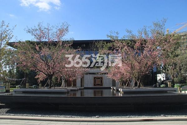 正大·万物城营销中心实景(2017.12)