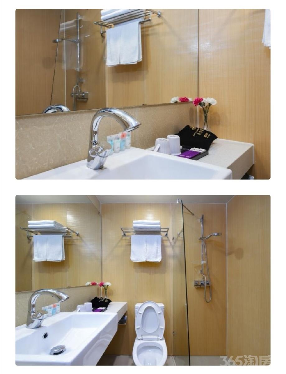 万科九都荟公寓1室1厅1卫42平方米85万元