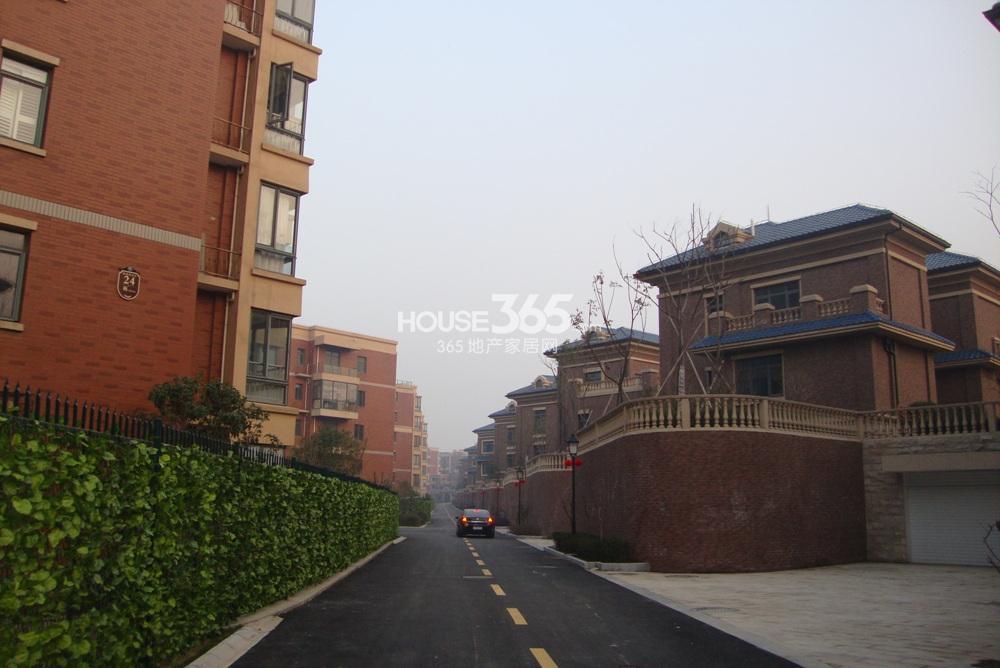 中豪天禄别墅区道路(2.25)