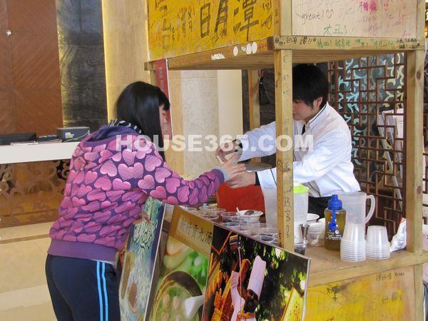 三潭音悦周末互动之台湾美食