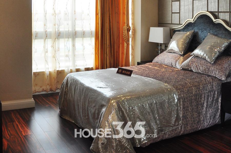 124平样板房-卧室