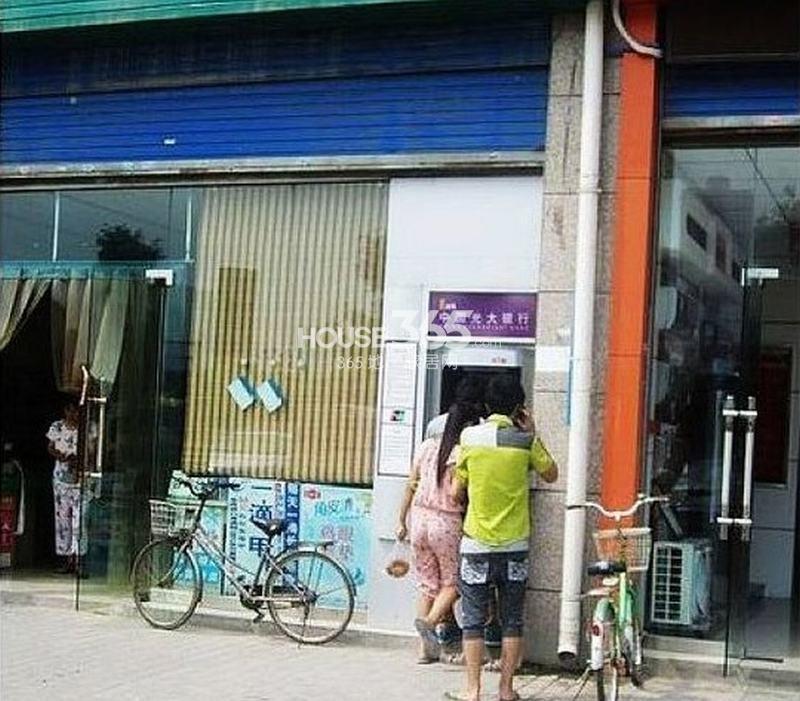 天正银河湾周边光大银行ATM机(2013.3.27)