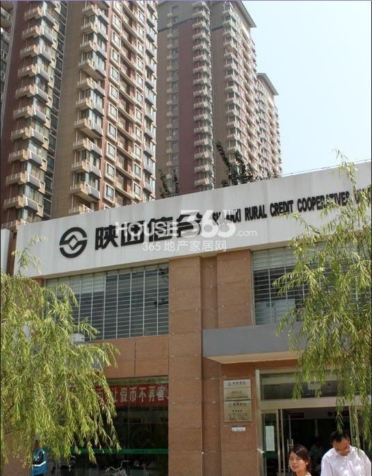 紫郡观澜周边陕西信合(20130408 )