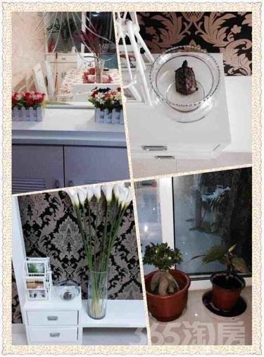 睿懿园2室2厅1卫101平米41万元产权房豪华装2011