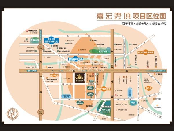 嘉宏云顶交通图
