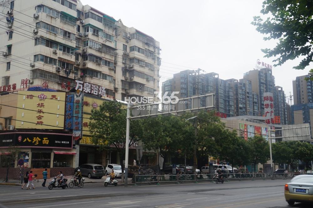 金陵凤栖园鸟瞰图