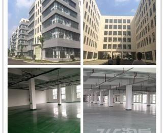 全新15000�O六层独栋厂房招商中,可分层分割出租,免