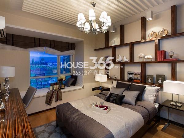 88平样板房-卧室
