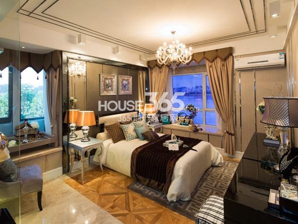 118平样板房-卧室