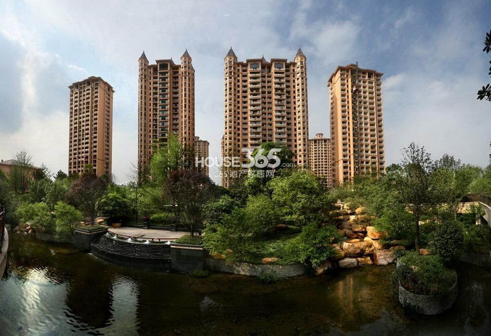 雅居乐滨江国际花园效果图
