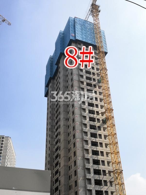 万科翡翠天地一期8#楼建至26层以上(3.15)