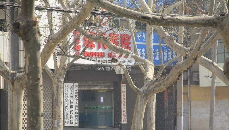 九锦1号周边现代医院