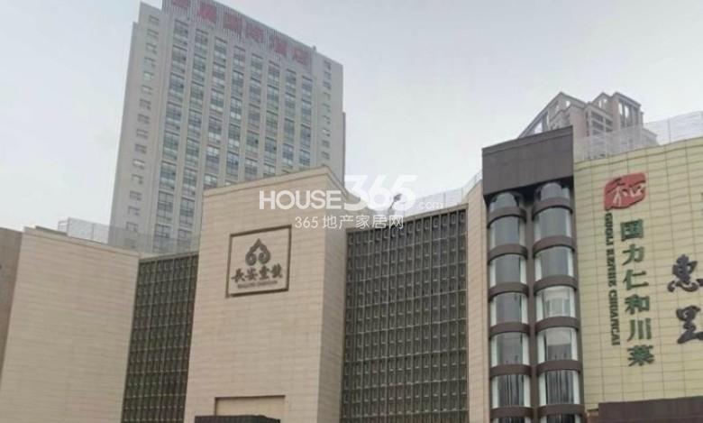 九锦1号周边配套饭店&酒店(2013.8.29)