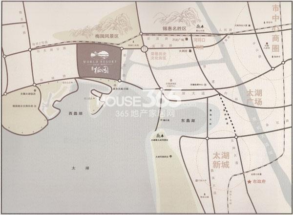 栖霞栖园交通图