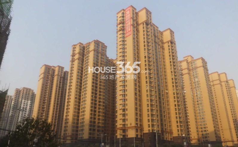 融侨城小区楼栋实景图(摄于2013年10月12日)