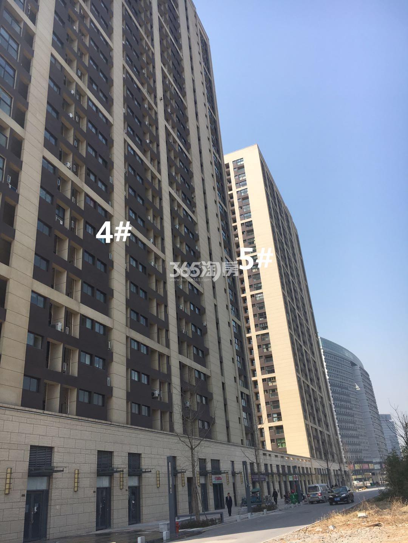 东方万汇城南区4#实景图(3.16)