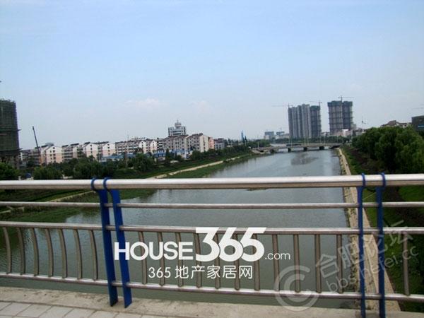合肥华南城周边环境