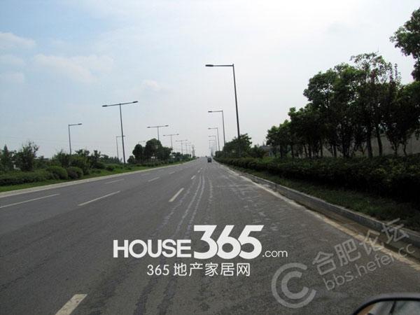 合肥华南城周边道路