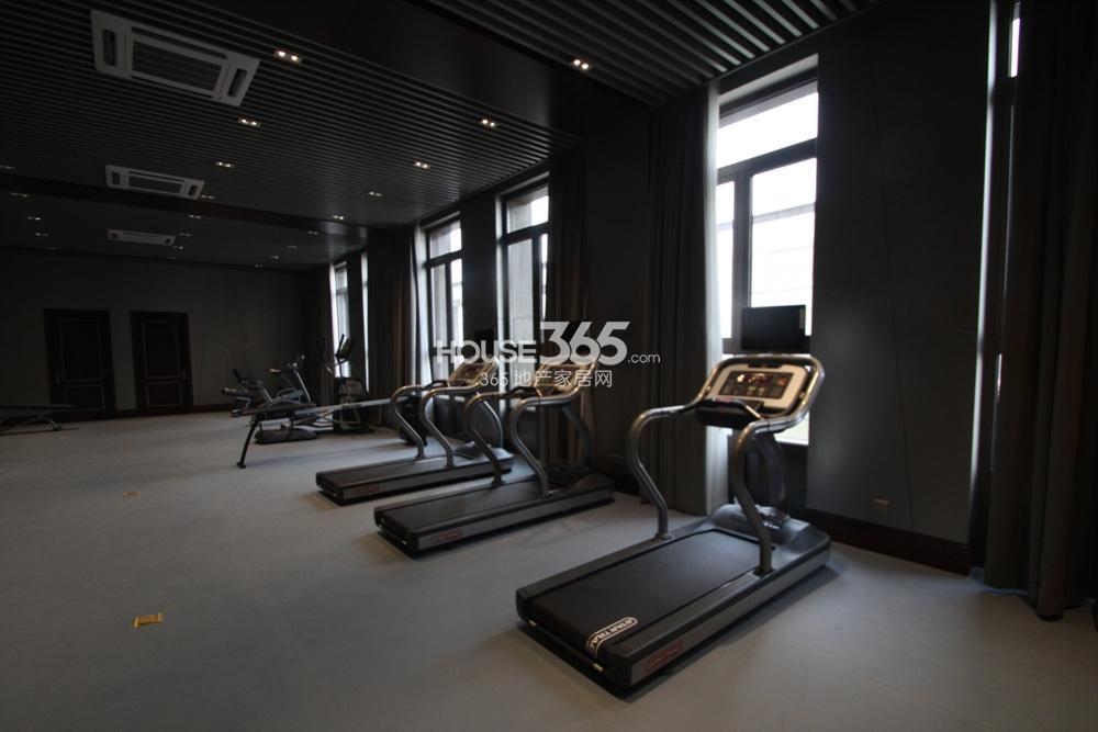 高科荣境二期浅山会所一楼运动馆