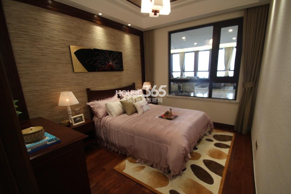 高科荣境G户型样板间——卧室