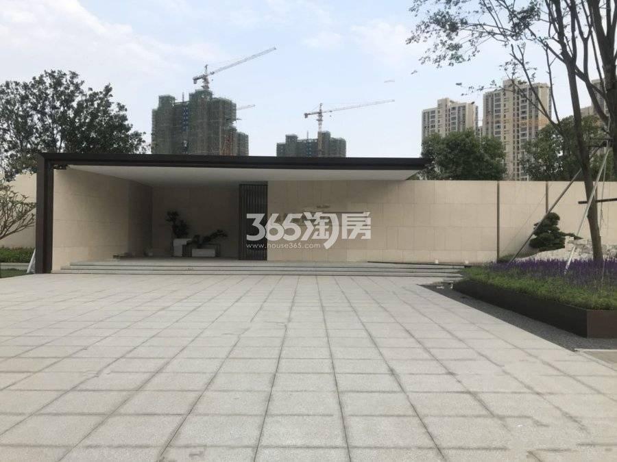 中海锦江城实景图