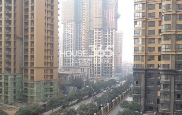 融侨城小区实景图(摄于2013年12月)