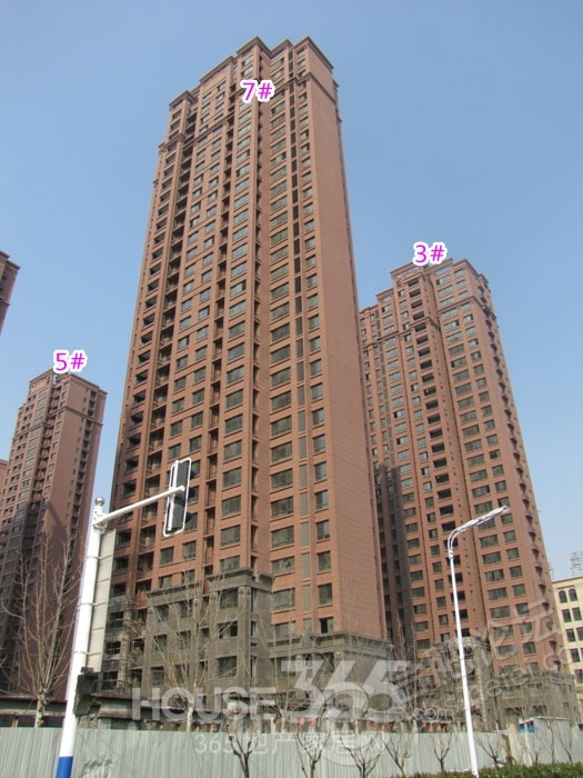 淮矿东方蓝海2月工程进度(2014.02)