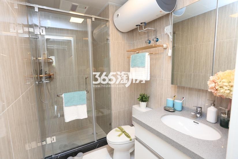 中电颐和府邸公寓样板间——卫浴