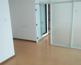 房东直租高新区柏岭大厦90平米精装写字楼