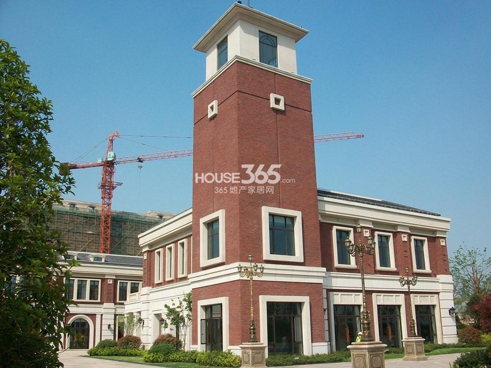 银亿东城售楼处整体实景图(5.1)